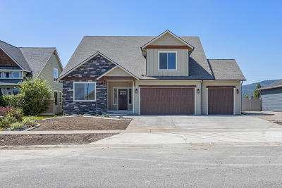 Rathdrum Single Family Home For Sale: 13850 N Pristine Cir