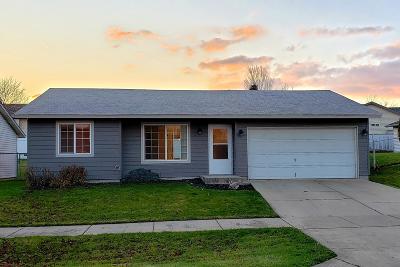 Hauser Lake, Post Falls Single Family Home For Sale: 1609 N Lea St