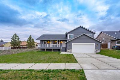 Rathdrum Single Family Home For Sale: 14942 N Nixon Loop