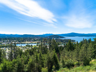 Coeur D'alene Residential Lots & Land For Sale: L1 Lakeview Heights Dr