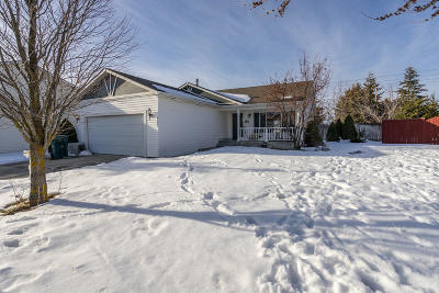Post Falls Single Family Home For Sale: 1135 W Wishkah Ave