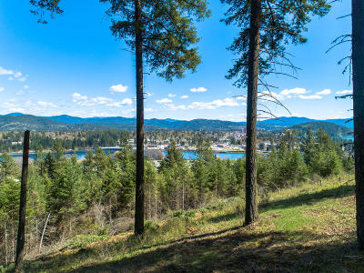 Coeur D'alene Residential Lots & Land For Sale: L2 Lakeview Heights Dr