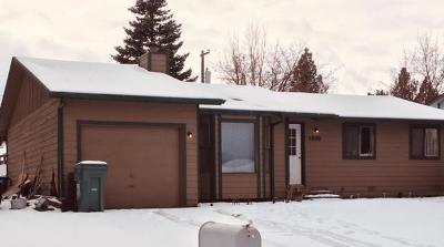 Hauser Lake, Post Falls Single Family Home For Sale: 1508 E 1st Ave
