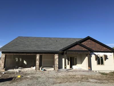Post Falls Single Family Home For Sale: 1390 W Wayward Circle