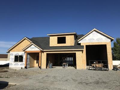 Post Falls Single Family Home For Sale: 1402 W Wayward Circle