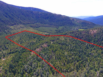 Bonners Ferry Residential Lots & Land For Sale: NNA Log Cabin Rd