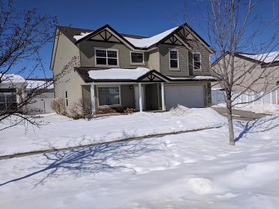 Coeur D'alene Single Family Home For Sale: 6597 N Goshawk Ln