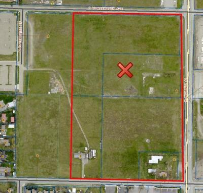 Hauser, Post Falls Residential Lots & Land For Sale: NNA Hwy 41 (24 Acres)