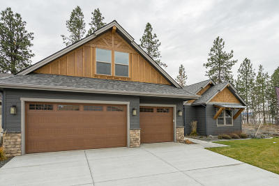 Coeur D'alene Single Family Home For Sale: 4538 N Chatterling Dr
