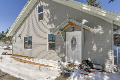 Worley Single Family Home For Sale: 9727 W E St