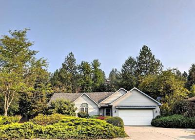 Coeur D'alene Single Family Home For Sale: 2905 E Fernan Lake Rd