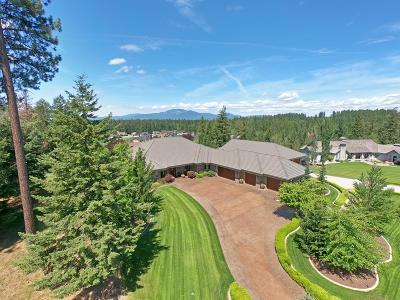 Hayden Single Family Home For Sale: 1360 E Bruin Loop
