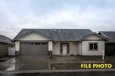 Post Falls Single Family Home For Sale: 3317 N Coleman St