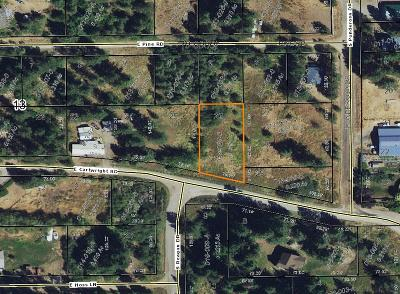 Coeur D'alene Residential Lots & Land For Sale: Cartwright