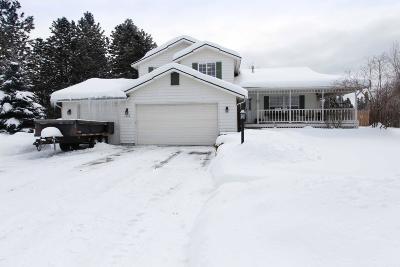 Coeur D'alene Single Family Home For Sale: 1258 E Katie Ct