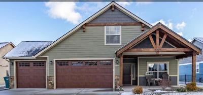 Rathdrum Single Family Home For Sale: 13743 N Pristine Cir