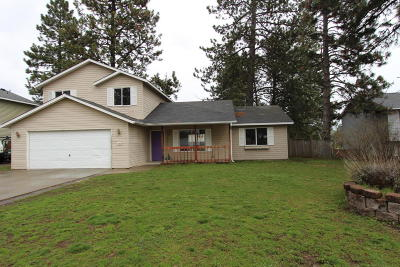 Rathdrum Single Family Home For Sale: 15264 N Sedona St