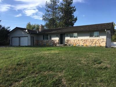 Plummer Single Family Home For Sale: 1364 C. Street