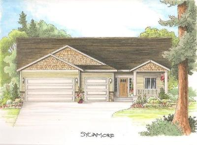 Coeur D'alene Single Family Home For Sale: 2628 W Daylily Dr