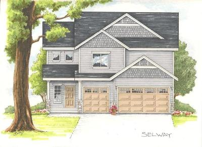 Coeur D'alene Single Family Home For Sale: 2666 W Daylily Dr