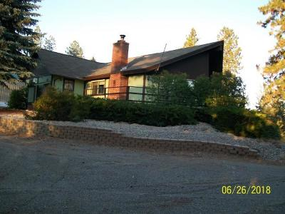 Blanchard Single Family Home For Sale: 1015 Mountain View Rd