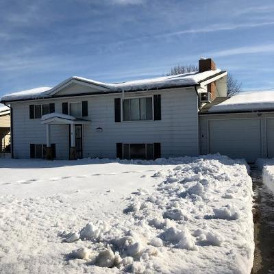 Coeur D'alene Single Family Home For Sale: 2810 N 4th St