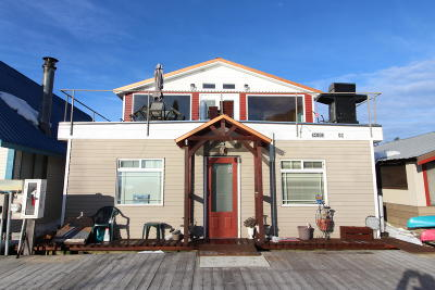 Bayview Single Family Home For Sale: 34113 N Scenic Bay C Dock #19