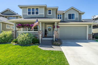 Coeur D'alene Single Family Home For Sale: 6619 N Madellaine Dr