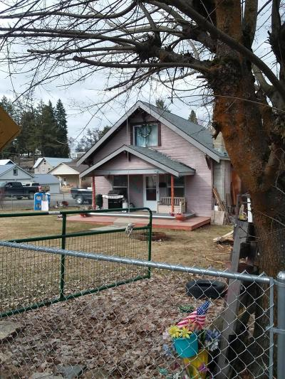 St. Maries ID Single Family Home For Sale: $154,900
