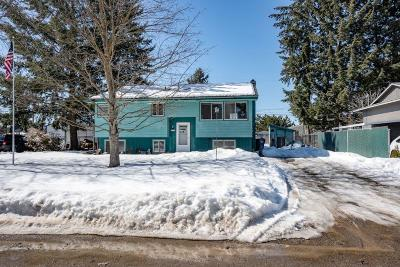 Coeur D'alene Single Family Home For Sale: 2813 N Francis St