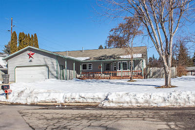 Sandpoint Single Family Home For Sale: 526 Willow Dr