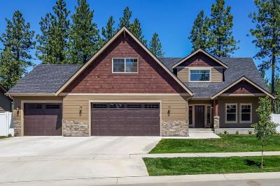 Coeur D'alene Single Family Home For Sale: 1431 W Ashmont Way
