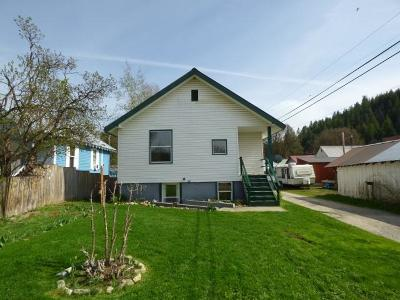 Bonners Ferry Multi Family Home For Sale: 6270 Arizona St