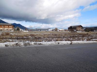 Sandpoint Residential Lots & Land For Sale: NNA Washington Avenue Lot 7