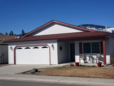 Rathdrum Single Family Home For Sale: 8737 W Bryce Canyon St