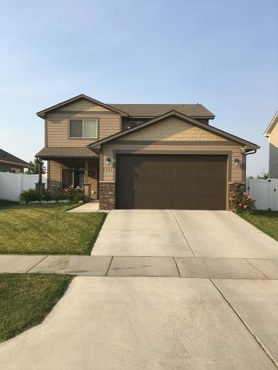 Coeur D'alene Single Family Home For Sale: 1761 W Pyrenees Loop