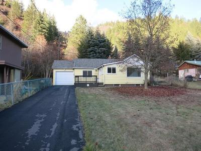 Kellogg Single Family Home For Sale: 25 Elk Creek Road