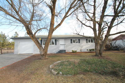 Hayden Single Family Home For Sale: 9784 N Kirkpatrick St