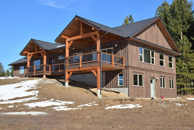 Bonners Ferry Single Family Home For Sale: 395 Heights Loop