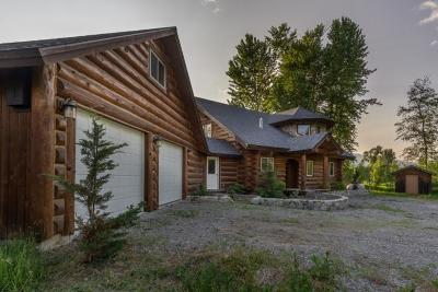Bonners Ferry Single Family Home For Sale: 5820 Deep Creek Loop