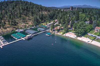 Coeur D'alene Residential Lots & Land For Sale: 1100 E Lakeshore Dr F10