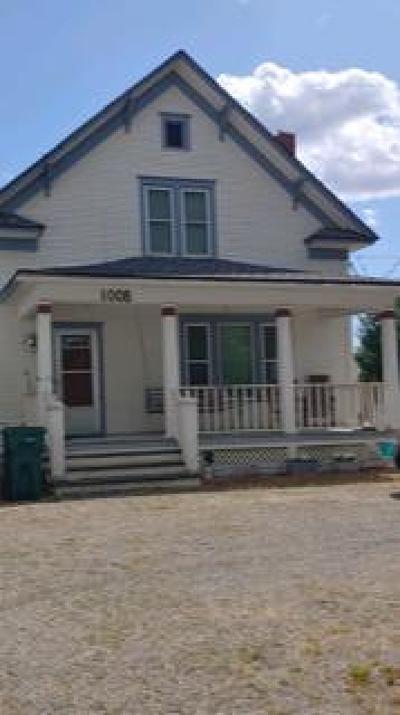 Coeur D'alene, Dalton Gardens Single Family Home For Sale: 1008 E Best Ave