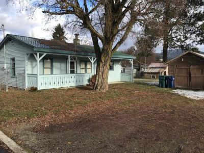 Coeur D'alene Single Family Home For Sale: 2612 N 11th St