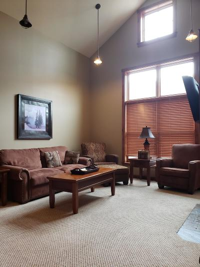 Shoshone County Condo/Townhouse For Sale: 834 McKinley Ave #407