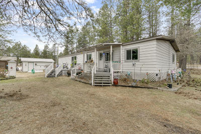 Rathdrum Mobile/Manufactured For Sale: 6110 W Mallory Rd