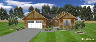 Hauser Lake, Post Falls Single Family Home For Sale: 349 W Blanton Ave