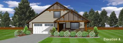 Hauser Lake, Post Falls Single Family Home For Sale: 260 W Blanton Ave