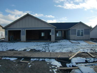 Hauser Lake, Post Falls Single Family Home For Sale: 191 W Tennessee Ave