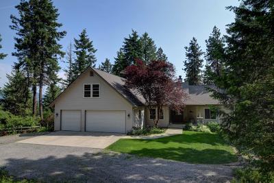 Coeur D'alene, Dalton Gardens Single Family Home For Sale: 5371 E Long Shadowy Dr