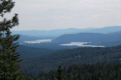 Sandpoint Residential Lots & Land For Sale: NNA 30 Ac. Off Inspiration Way